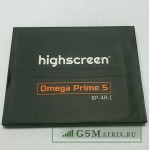 АКБ Highscreen Omega Prime S