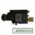 Звонок (buzzer) Samsung S5830 в сборе с разъемом гарнитуры
