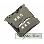 Коннектор SIM HTC One/M8