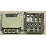 Коннектор SIM Samsung S5282/S5310/S5312/S6790/S7262/S7390/S7392/G130/G313H