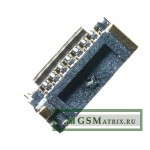Коннектор SIM Sony D2005/D2105 (E1/E1 Dual)