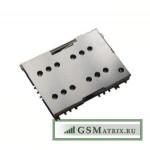 Коннектор SIM Sony E5603/E5633 (M5/M5 Dual)