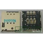 Коннектор SIM Sony LT22i (P)/LT30i