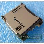 Коннектор SIM+MMC LG P760/P765