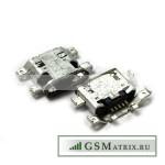 Системный разъем Lenovo A8-50 (A5500) (microUSB)