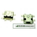Системный разъем Motorola V8 (microUSB)