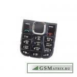 Клавиатура Nokia 5130 Черный Оригинал