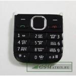 Клавиатура Nokia C2-01 Черный