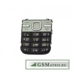 Клавиатура Nokia C5-00 Темно-Серый - Оригинал