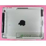 Задняя крышка iPad 4 Серебро WiFi+Cellular
