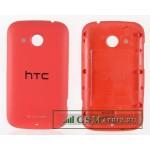 Задняя крышка HTC Desire C Красный