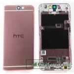 Задняя крышка HTC One/A9 Розовый