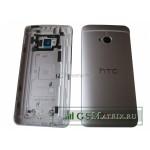 Задняя крышка HTC One/M8s Серебро