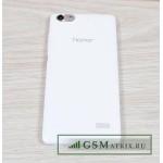 Задняя крышка Huawei Honor 4C Белый
