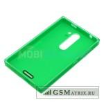 Задняя крышка Nokia 502 Dual Зеленый
