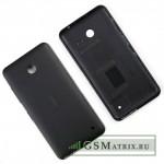 Задняя крышка Nokia 630/630 Dual Черный