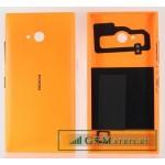 Задняя крышка Nokia 730 Dual/735 Оранжевый