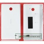 Задняя крышка Nokia X Dual Белый