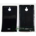 Задняя Крышка Nokia XL Dual Черный