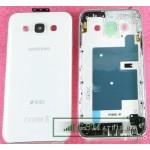 Задняя крышка Samsung E500H/E5 Белый