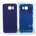 Задняя крышка Samsung G920F/S6 Синий