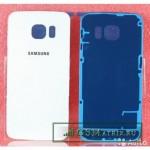 Задняя крышка Samsung G925F/S6 Edge Белый