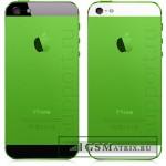 Корпус iPhone 5C Зеленый