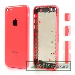 Корпус iPhone 5C Розовый