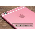Корпус iPhone 6S Plus Розовое Золото - Оригинал