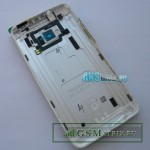 Корпус HTC One/M7 Серебро