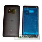 Корпус HTC One/M7 Черный