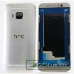 Корпус HTC One/M9 Серебро