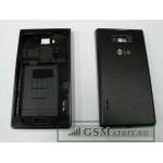 Корпус LG P705 (Optimus L7) Черный