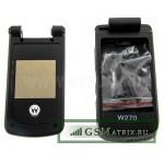 Корпус Motorola W270 Черный