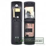Корпус Motorola W510 Черный