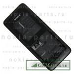 Корпус Nokia 106 Черный