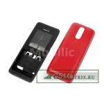 Корпус Nokia 107 Dual Черный