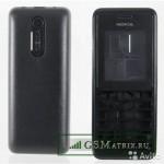 Корпус Nokia 108 Dual Черный