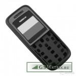 Корпус Nokia 1200/1208 Черный