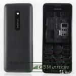Корпус Nokia 206 Черный