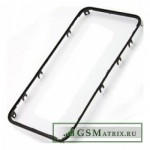 Рамка дисплея iPhone 4 Черная