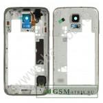 Рамка дисплея Samsung G900F Черная