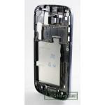 Рамка дисплея Samsung i8262 Синяя