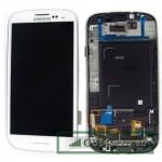 Рамка дисплея Samsung i9300I Белая