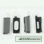 Набор заглушек (USB+Audio Jack) Sony LT25i Черный