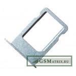 Контейнер SIM iPhone 6S Plus Серебро