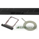 Контейнер SIM LG H791 Черный