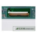 """Матрица 17,3"""" LED 1600x900 40-pin слева внизу, матовая (CLAA173UA01)"""