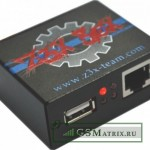 Программатор Z3X Box (LG edition) 21 кабель