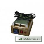 """Станция для разборки модулей TH-528 (Вакуумный механизм, резиновый коврик, до 7"""")"""